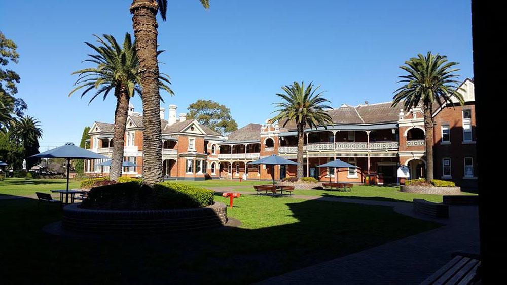ACU Strathfield Campus.