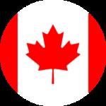 Canada Flag Icon.