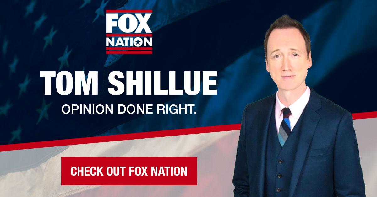 FoxNation Display Ad Facebook Screenshot.
