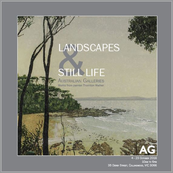 Landscapes and Still Life.