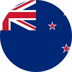NZ Flag Icon.