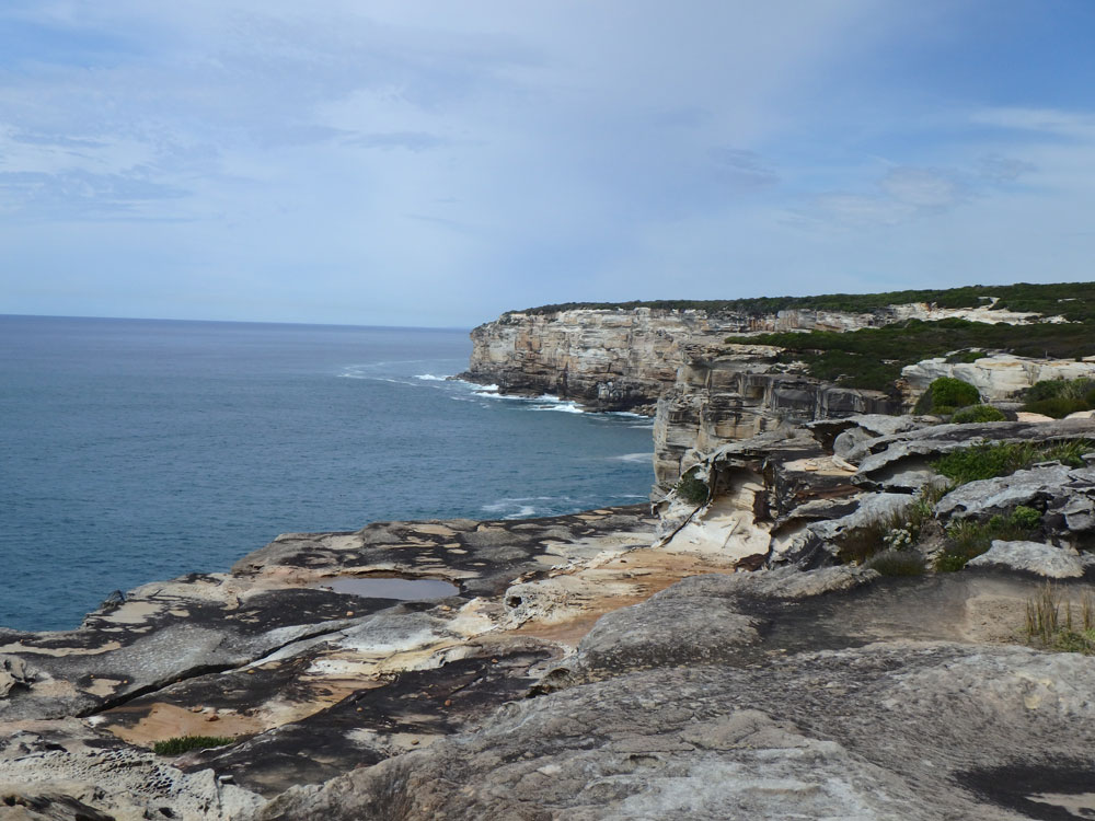 View from Royal National Park.