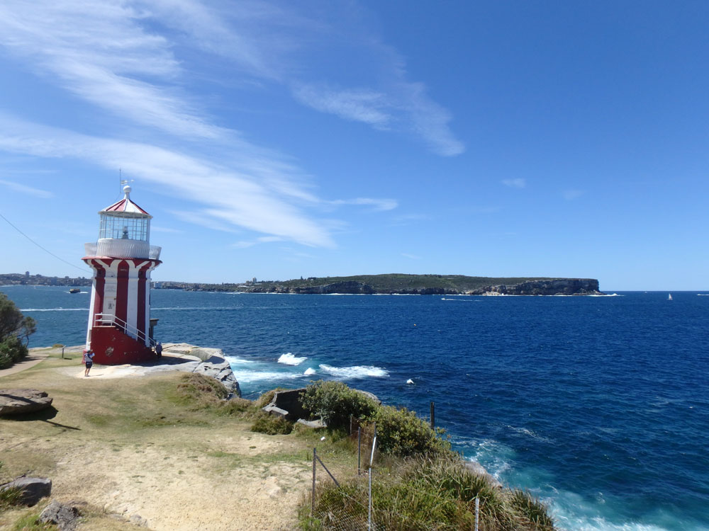 Watsons Bay Lighthouse.