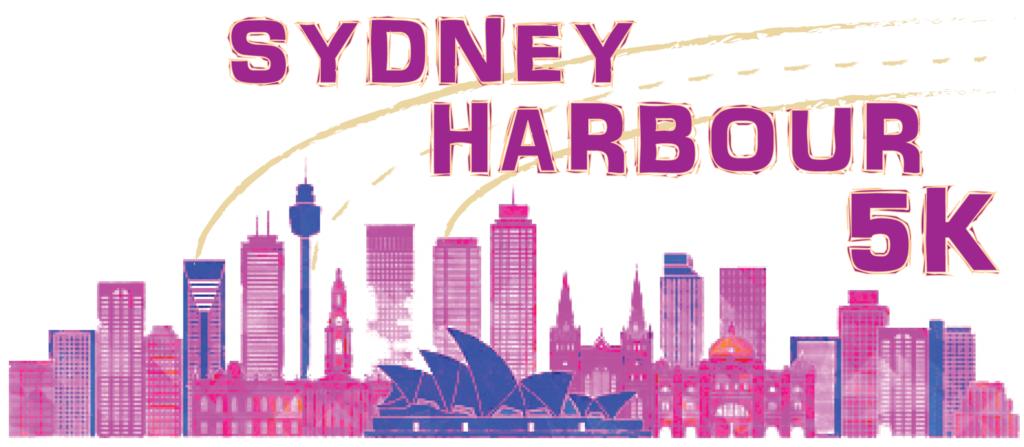 Sydney Harbor 5k Logo.