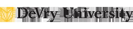 DeVry Logo.