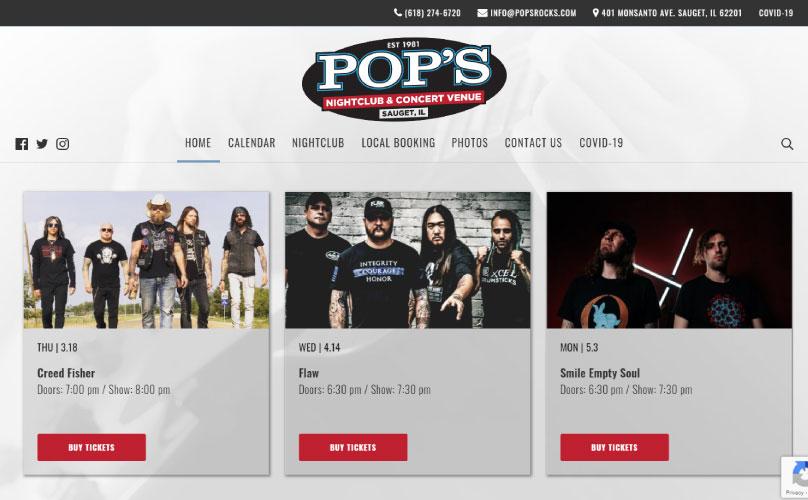 Pop's Rocks Screenshot.