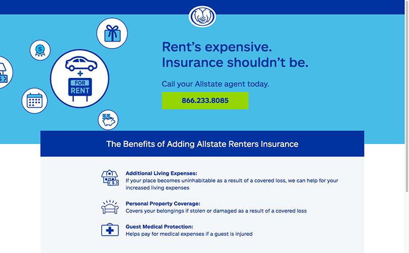 Property Renters Responsive Screenshot.